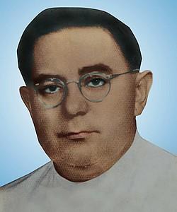 Rev. Fr. J. Partsoh, SVD