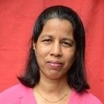 Sr. K G - Mrs. Lourdes Fernandes