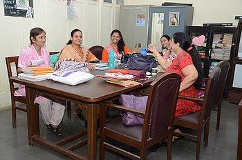 Teachers Room