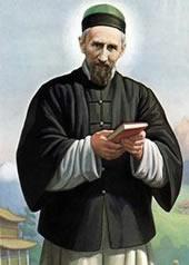 St. Freinademetz